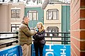 SUNDANCE 2011- Emma Roberts Being Interviewed by The Sundance Channel.jpg