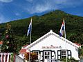Saba Tourist Bureau with Mount Scenery Peak in Backdrop.jpg