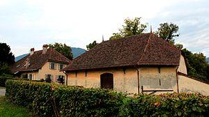 Hauteville Castle - Outbuildings of Hauteville Castle