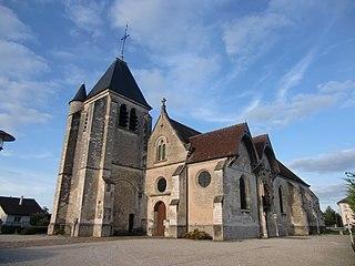 Saint-Parres-aux-Tertres Commune in Grand Est, France