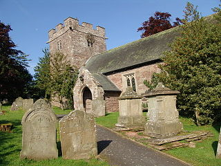 Bacton, Herefordshire Human settlement in England