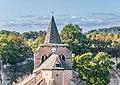Saint Fausta church of Bozouls 02.jpg