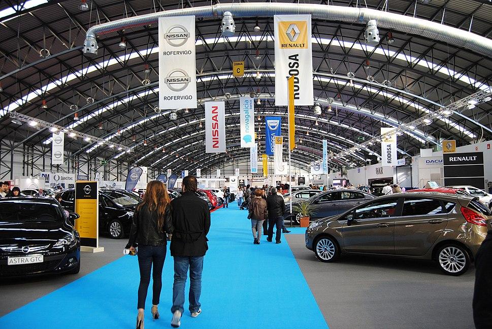 Salón do Automóbil 2012 IFEVI