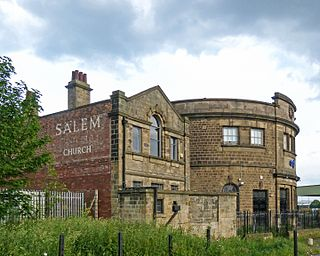 Salem Chapel, Leeds