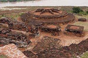 Kalingapatnam - Salihundam Buddhist site near Kalingapatnam