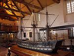 Salle du musée de la marine de Lorient.JPG