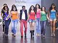 Salman's Being Human show at HDIL India Couture Week 2010 (1).jpg