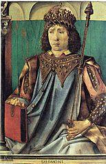 Salomoni (Salomone) - Studiolo di Federico da Montefeltro