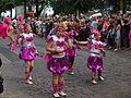 Samba Tropical girls at Helsinki Samba Carnaval 2012.jpg