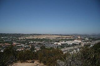 Mission Valley, San Diego Community of San Diego in California