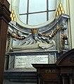 San giovanni in laterano, interno, navata esterna sx, tomba di riccado degli annibaldi, gisant copia da arnolfo di cambio.jpg