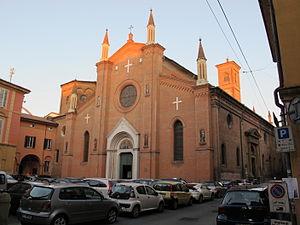 San Martino, Bologna - Image: San martino maggiore, bologna 01
