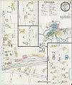 Sanborn Fire Insurance Map from Ayer, Middlesex County, Massachusetts. LOC sanborn03684 003-1.jpg