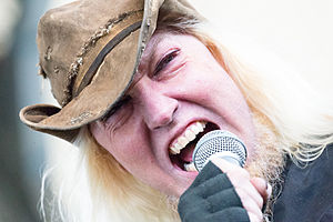 Warrel Dane - Image: Sanctuary @ Rock Hard Festival 2015 05