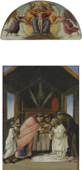Sandro Botticelli - The Last Communion of St Jerome.png