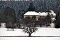 Sankt Georgen am Längsee Niederosterwitz 1 Schloss N-Ansicht 23012010 1785.jpg