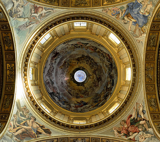 Sant'Andrea della Valle (Rome) - Dome