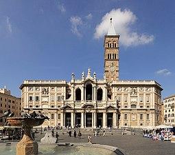 Santa Maria Maggiore Front