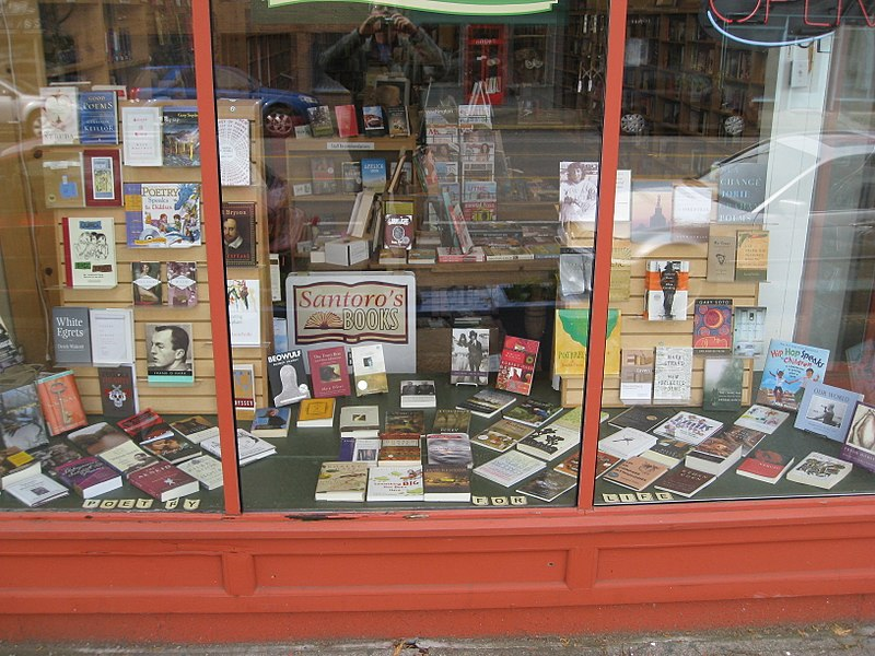 File:Santoro Books - Flickr - brewbooks.jpg