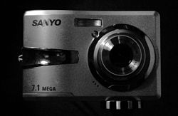 Sanyo VPC-S760 digatal camera.jpg