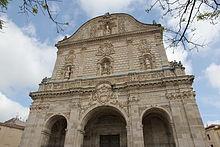 Cattedrale di San Nicola da Bari a Sassari