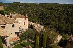 Saumane-de-Vaucluse - The town hall of Saumane-de-Vaucluse