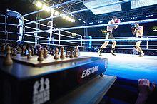 Chess boxing (Ajedrez + boxeo)