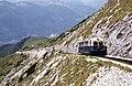 Schafbergbahn 5099 on upper section.jpg