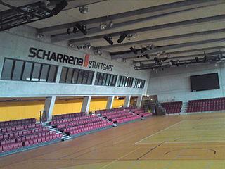 building in Stuttgart, Stuttgart Government Region, Bade-Württemberg, Germany