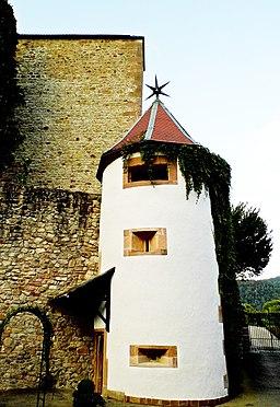 Schloß Eberstein in Gernsbach