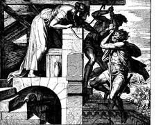 Schnorr von Carolsfeld Bibel in Bildern 1860 066