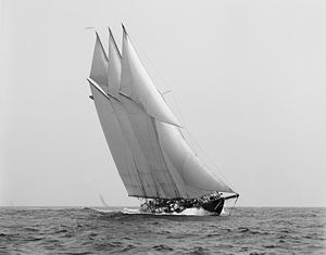 Image result for sailboat atlantic crossing record