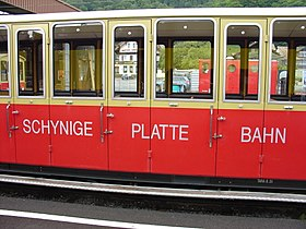 image illustrative de l'article Schynige Platte-Bahn
