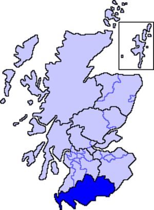 Dumfries and Galloway Constabulary - Image: Scotland Police Dumfries Galloway