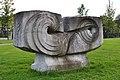 Sculpture Aarhuslaan-Helsinkilaan Wentgebouw Utrecht v1.JPG