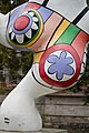 Sculpture Nana Niki de Saint Phalle Leibnizufer Hanover Germany 04.jpg