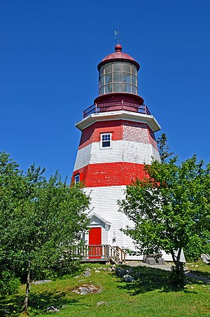 Municipality of the District of Barrington - Seal Island Lighthouse Museum