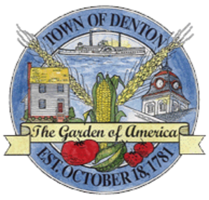 Denton, Maryland - Image: Seal of Denton, Maryland