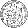 Seal of the Norwegian Institute of Technology.png
