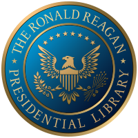 Seal of the Ronald Reagan Presidential Library.svg