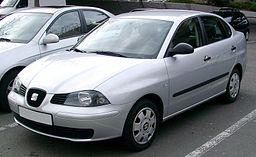 Seat Cordoba front 20080326