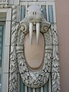 Seattle - Arctic Building - walrus 01.jpg