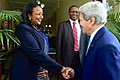 Secretary Kerry Meets With Kenyan Cabinet Secretary for Foreign Affairs Mohamed in Nairobi (16744405184).jpg