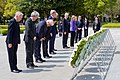 Secretary Kerry Stands With His G7 Counterparts After They Laid Wreaths at Hiroshima Peace Memorial Park (25758301534).jpg