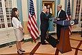 Secretary Kerry Swears in Greg Starr as Assistant Secretary for Diplomatic Security (11843053863).jpg