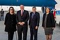 Secretary Pompeo Departs Istanbul Airport en Route to Tbilisi Shota Rustaveli (50618336571).jpg