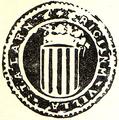 Segell municipal de Talarn el 1900.png