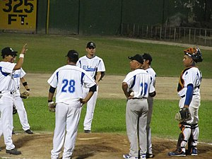 Demographics of El Salvador - Salvadoran baseball players