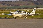 Selkirk Pastoral Co (VH-EKB) Piper PA-24-260 Comanche C at Wagga Wagga Airport.jpg