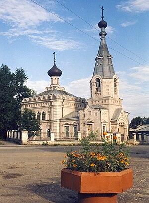 Semyonov, Nizhny Novgorod Oblast - An Old Believers' church in Semyonov